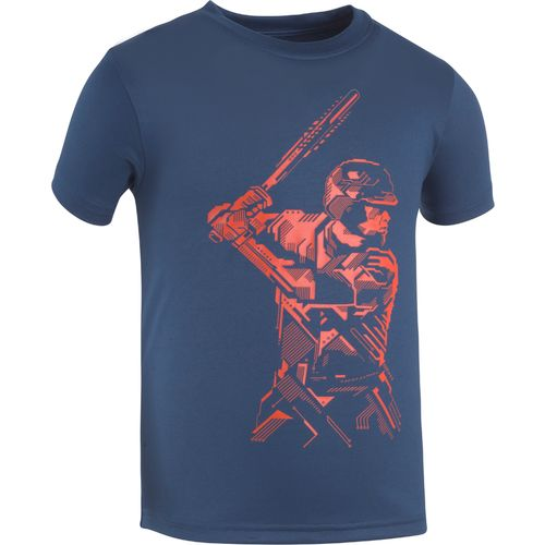 Under Armour Boys' Baseball Circuit Short Sleeve T-shirt