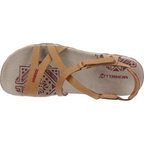 Merrell Women's Sandspur Rose Leather Sandals - view number 4
