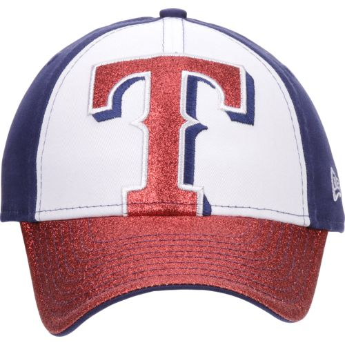 New Era Toddlers' Texas Rangers Jr. Shimmer Shine Cap