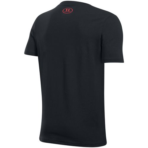 Under Armour Boys' SC30 Half Court Jumper Short Sleeve T-shirt - view number 2
