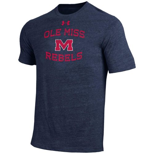 Under Armour Men's University of Mississippi Legacy T-shirt