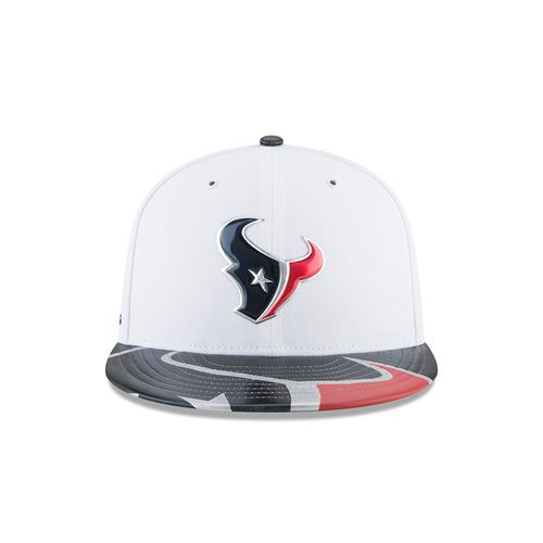 New Era Men's Houston Texans 59FIFTY NFL17 Official On Stage Cap - view number 1