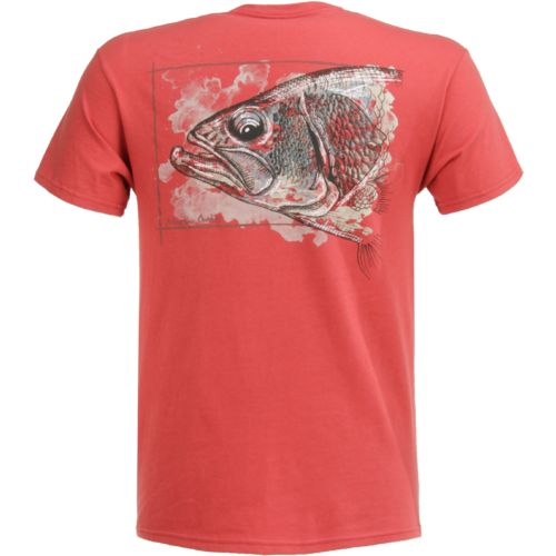 Magellan Outdoors Men's Water Drawn Bass T-shirt