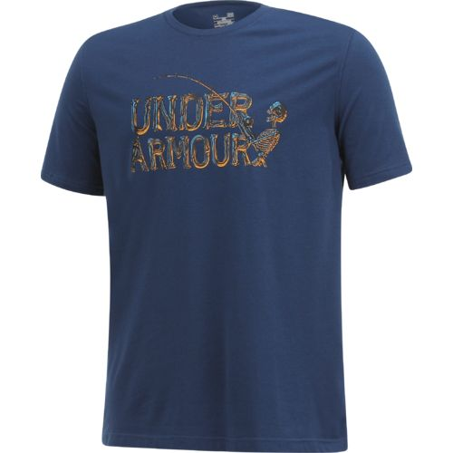 Under Armour Men's Bad Fish T-shirt - view number 3