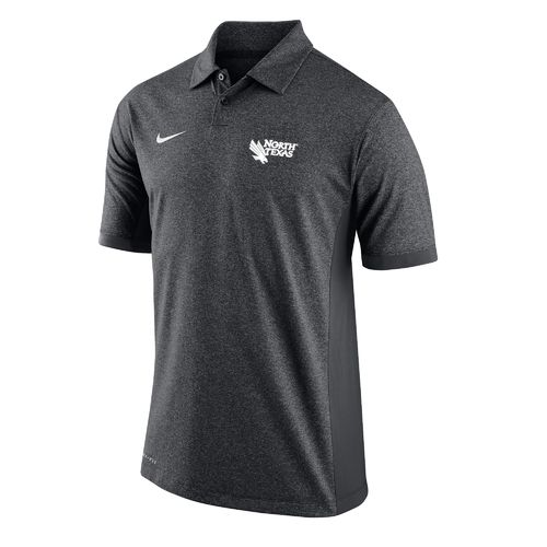 Nike Men's University of North Texas Victory Block Polo Shirt