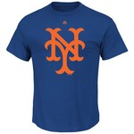 Majestic Men's New York Mets 1969 Cooperstown Collection Short Sleeve T-shirt - view number 1
