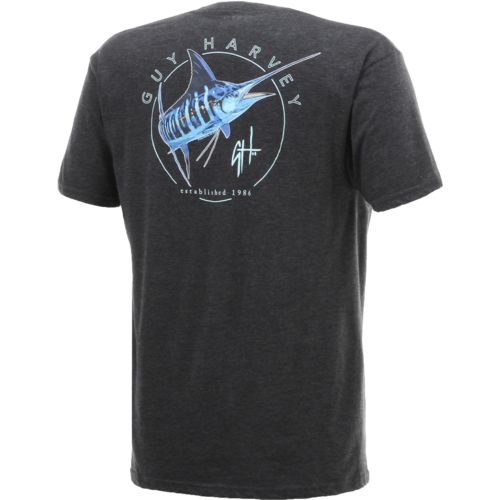 Guy Harvey Men's Switchblade T-shirt - view number 2