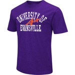 Colosseum Athletics Men's University of Evansville Vintage T-shirt - view number 1