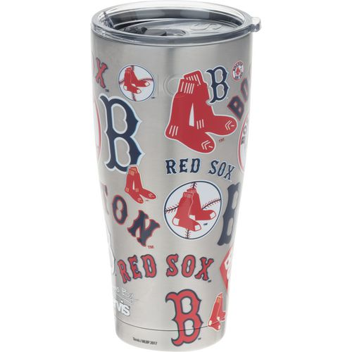Tervis Boston Red Sox 30 oz All Over Stainless-Steel Tumbler