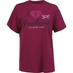 Live Outside the Limits Women's 3 Day Weekend T-shirt - view number 1