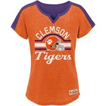 Gen2 Girls' Clemson University Tribute Football T-shirt - view number 1