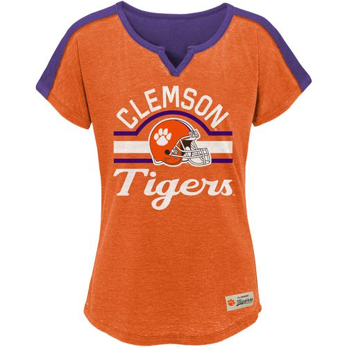 Gen2 Girls' Clemson University Tribute Football T-shirt