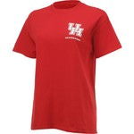 New World Graphics Women's University of Houston Terrain State T-shirt - view number 3