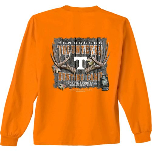 New World Graphics Men's University of Tennessee Hunt Long Sleeve T-shirt