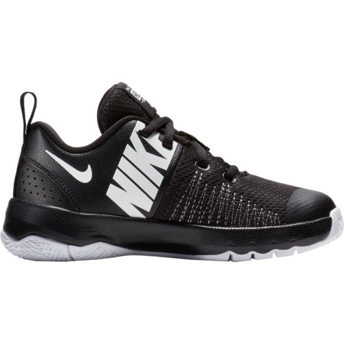 Nike Boys' Team Hustle Quick Basketball Shoes - view number ...