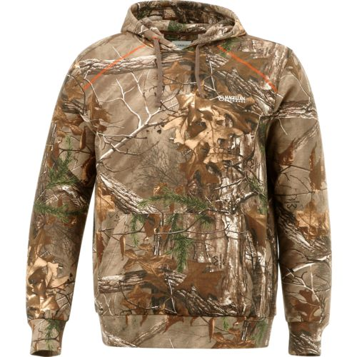 Display product reviews for Magellan Outdoors Men's Hart Creek CVC Fleece Hoodie