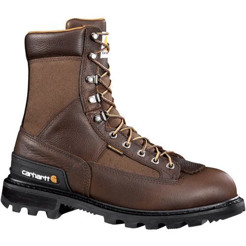 Carhartt Men's 8 in Camel Work Boots - view number 1
