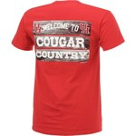 New World Graphics Men's University of Houston Welcome Sign T-shirt - view number 2