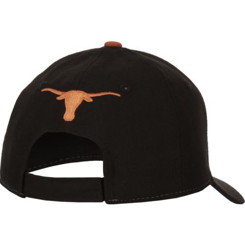 New Era Juniors' University of Texas 9FORTY The League Blocked Cap - view number 3