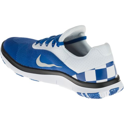 Nike Men's University of Kentucky Free Trainer V7 Week Zero Training Shoes - view number 3