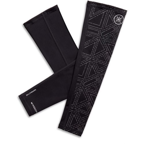 MISSION Men's VaporActive Dwyane Wade Flash Arm Sleeves