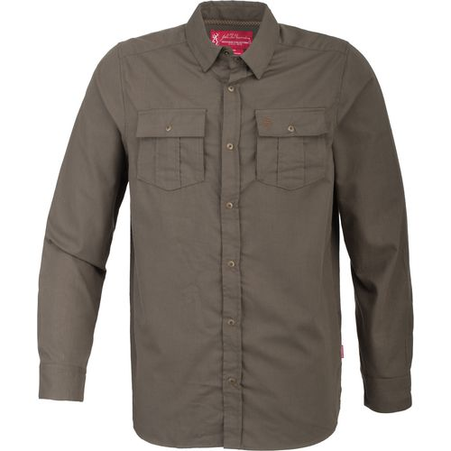 browning men 39 s heritage charleston solid button down shirt