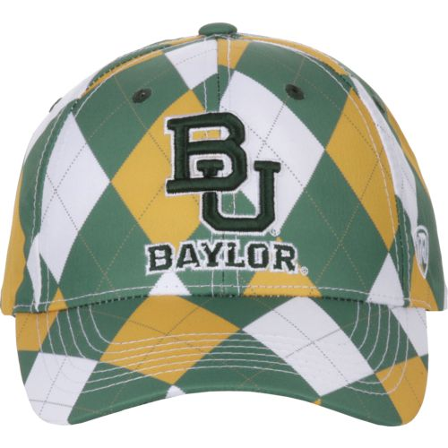 Top of the World Men's Baylor University Out Loud 3-Tone Cap