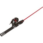Zebco Kids' Star Wars Kylo Ren 4 ft ML Freshwater Spincast Rod and Reel Combo - view number 2