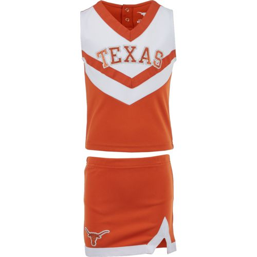 We Are Texas Toddler Girls' University of Texas Cheer Set
