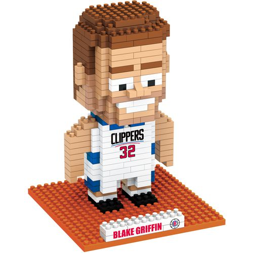 Discount Forever Collectibles Los Angeles Clippers Blake Griffin BRXLZ 3-D Player Puzzle hot sale