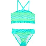 O'Rageous Girls' Mermaid Beauty 2-Piece Bikini - view number 1