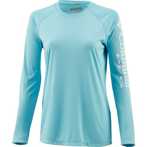 Display product reviews for Columbia Sportswear Women's Tidal Tee II Long Sleeve T-shirt