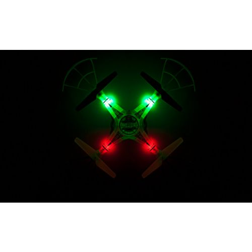 World Tech Toys Striker-X Glow-In-The-Dark 2.4 GHz 4.5-Channel RC HD Camera Drone - view number 7