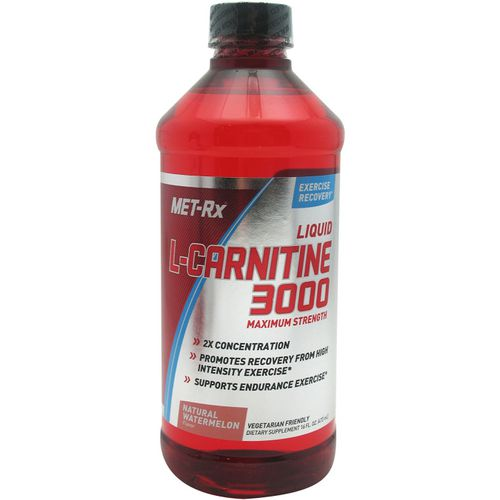 MET-Rx L-Carnitine 3000 Liquid Formula - view number 1