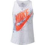 Nike Girls' Littles Futura Bubbles A-Line Tank Top - view number 1