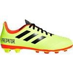 adidas Boys' Predator 18.4 FxG J Soccer Cleats - view number 3
