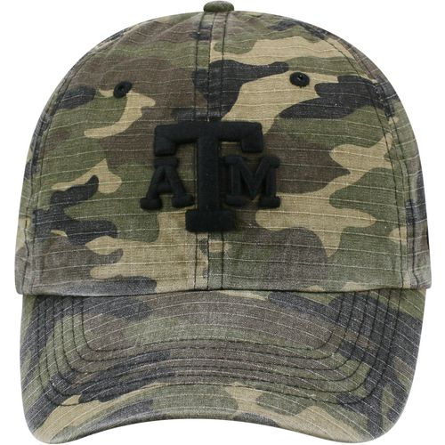 Top of the World Men's Texas A&M University Heroes Camo Ball Cap