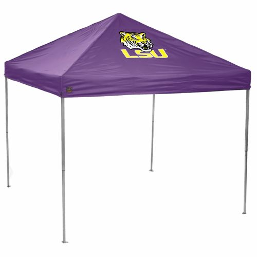 Logo Louisiana State University 2-Logo Tailgate Tent - view number 1