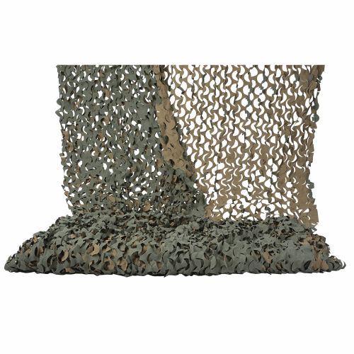 "Display product reviews for CamoUnlimited CamoSystems™ Ultra-lite 3'7"" x 9'10"" Camouflage Netting"