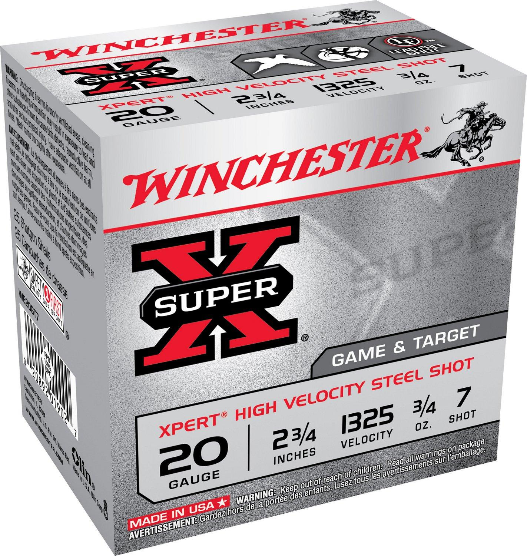 Winchester Super-Target 20 Gauge Shotshells
