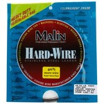 Malin Stainless-Steel#8/93lb. Coffee 42' Hard Wire