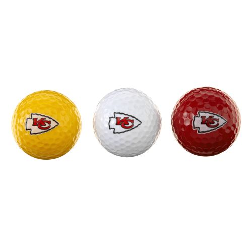 Team Golf NFL Golf Balls 3-Pack