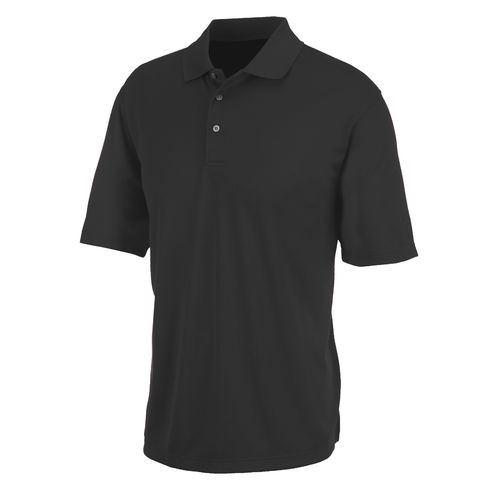 PGA Tour Men's Solid Golf Polo Shirt