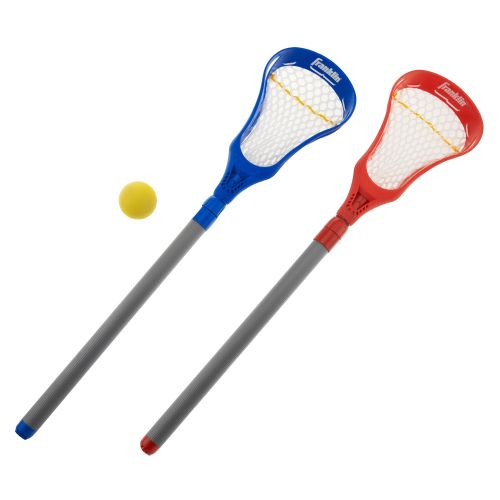 Franklin Adjust-A-Sport Lacrosse 2-Stick Set