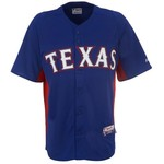 Majestic Adults' Cool Base™ Batting Practice Jersey