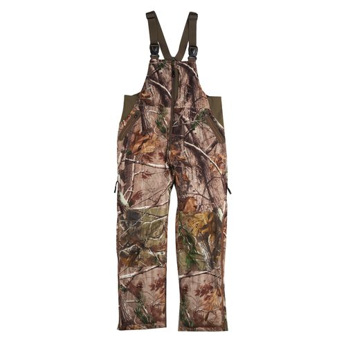 Game Winner® Men's Realtree AP™ Camo Dura-Block™ Insulated Bib