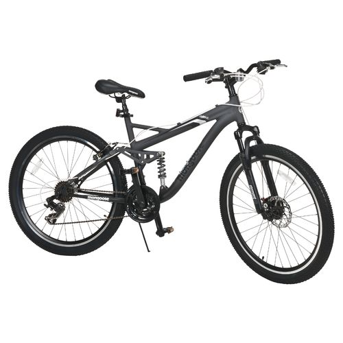 Mongoose® Men's Detour Full Suspension Mountain Bicycle