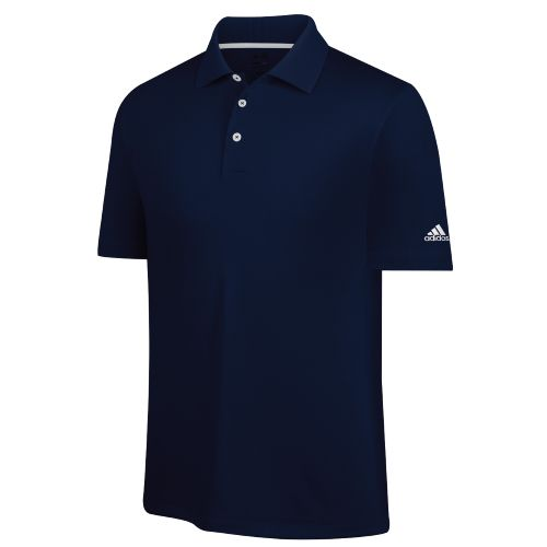 adidas Men's ClimaLite® Solid Polo Shirt