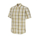 Austin Clothing Co.® Men's Short Sleeve Yarn Dyed CVC Poplin Shirt