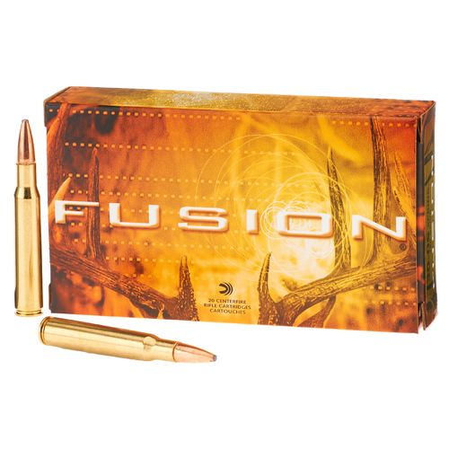 Fusion® .30-06 Springfield 180-Grain Centerfire Rifle Ammunition - view number 1